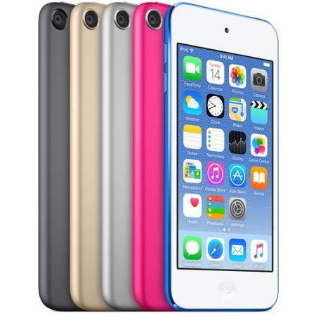 Apple iPod touch 16GB, Assorted Colors - Walmart.com