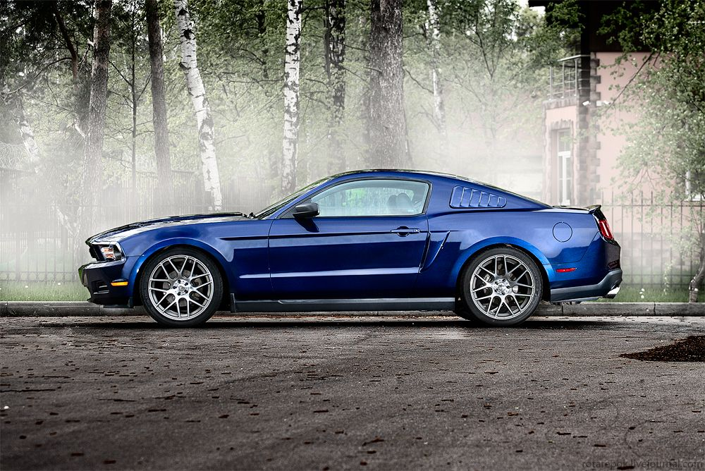 #Mustang | Left side by Viacheslav Krylov on 500px