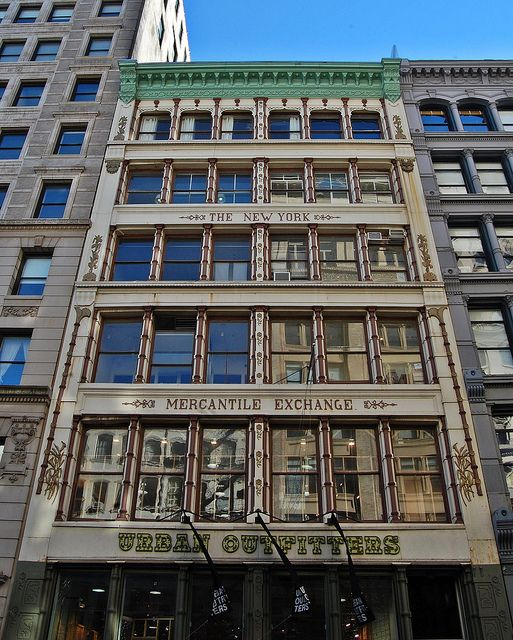 The New York Mercantile Exchange Places In New York Mercantile Exchange New York