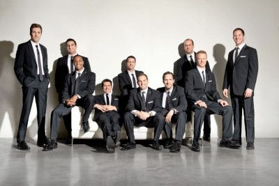 Straight No Chaser's latest features some heavy hitters like Stevie Wonder #SNCmusic