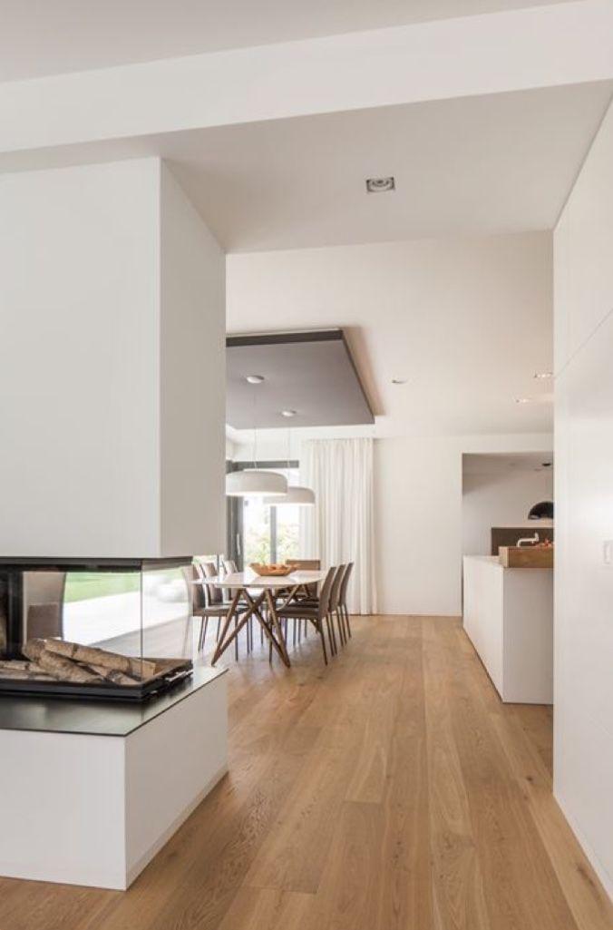 Beautiful Central Fireplace Wohnen Haus Interieurs Und Wohnen