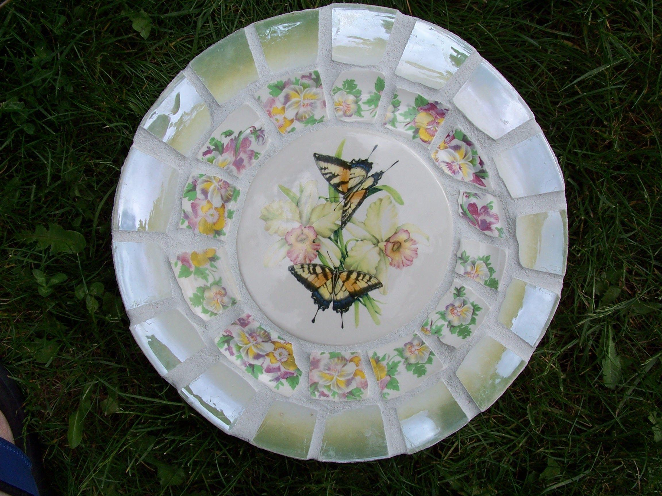 Mosaic Stepping Stone~Swallowtails