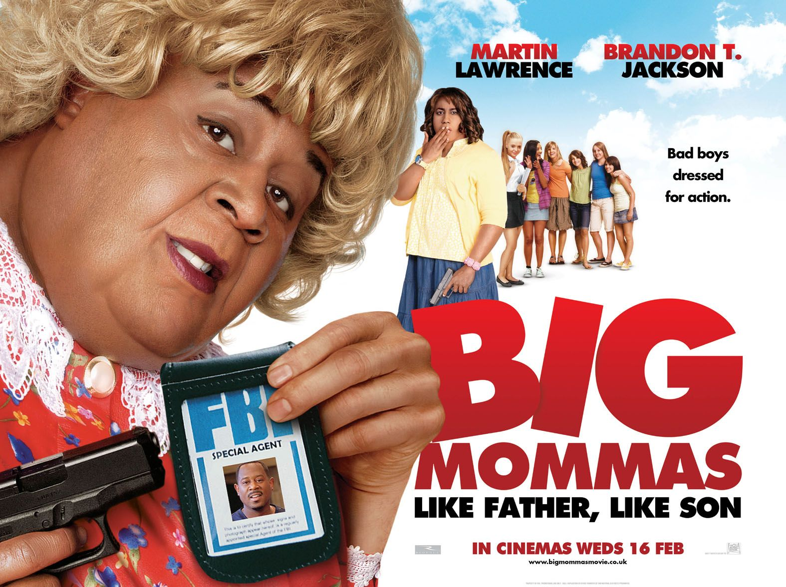 Big Mommas 3 Good Funny Movies Comedy Movies New Comedy Movies