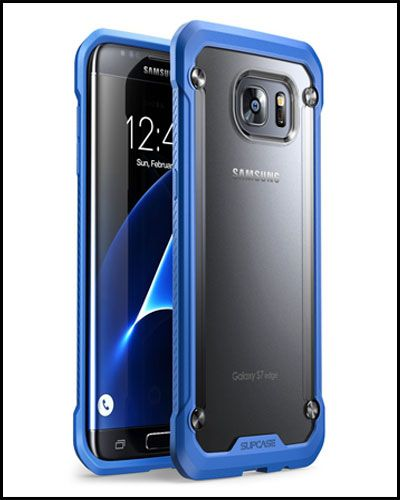 the latest aa637 42be8 Supcase Samsung Galaxy S7 Edge Case | Android | Galaxy s7, Samsung ...