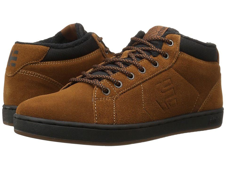 Etnies Skateboard Shoes Fader Brown//Black//Gum