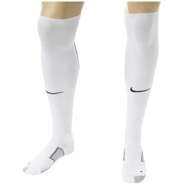 Nike Elite Match Fit Soccer Over The Calf Knee High Socks Nike Elite Wicking Socks Black Knee High Socks