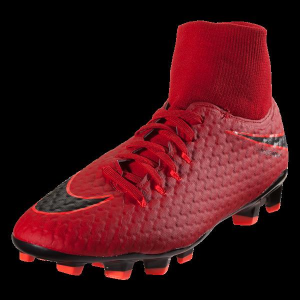 quality design 4d9e7 57adf Nike Hypervenom Phelon III DF FG Soccer Cleat