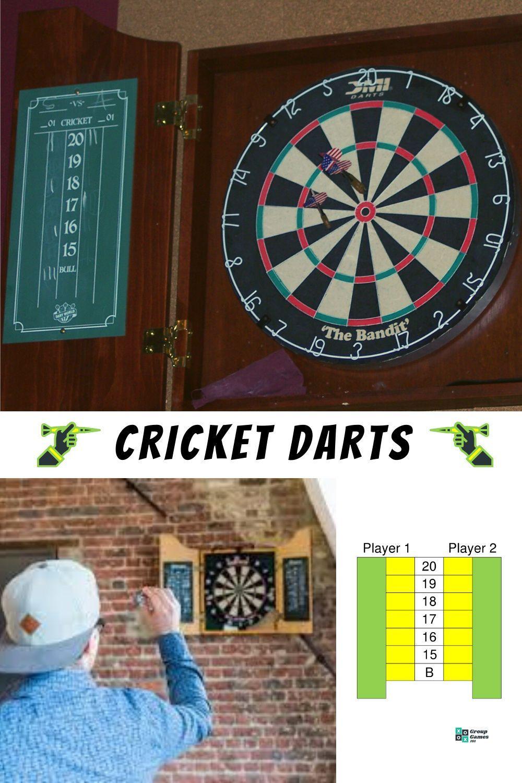 Cricket Dart Rules in 2020 Darts game, Cricket darts