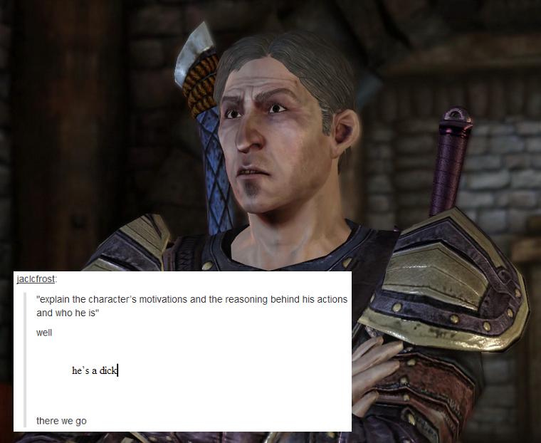 Dragon Age 4 Memes