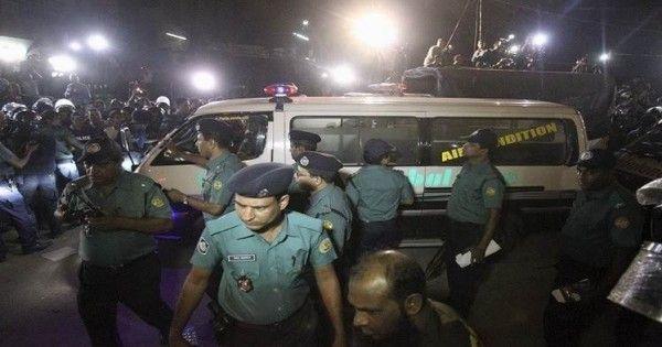 بنجلاديش داعش يقتل 20 على الأقل في عملية مطعم دكا جريدة زمان War Crime War Leader