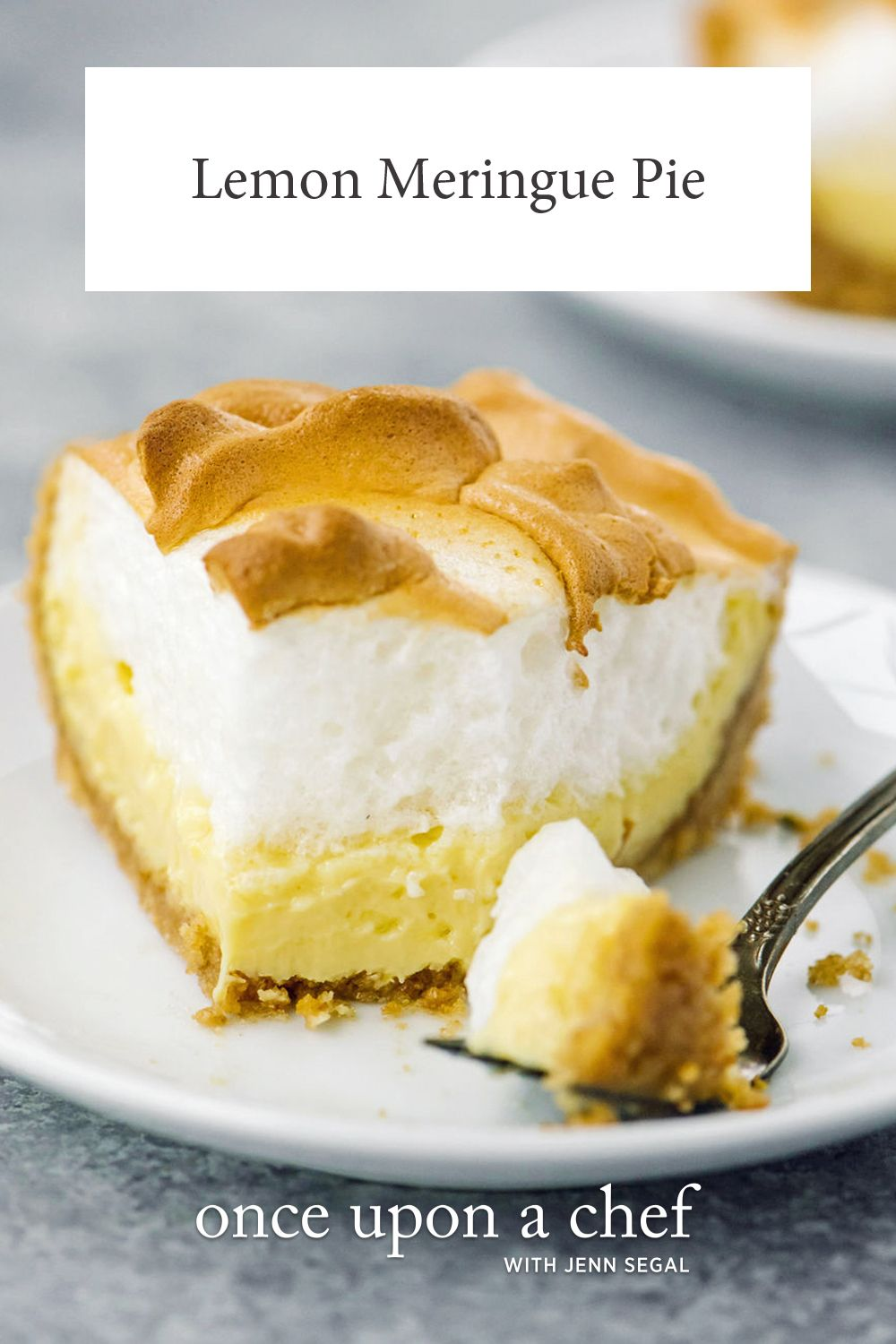 Lemon Meringue Pie Once Upon A Chef Recipe In 2020 Lemon Meringue Pie Easy Meringue Pie Recipes Lemon Desserts