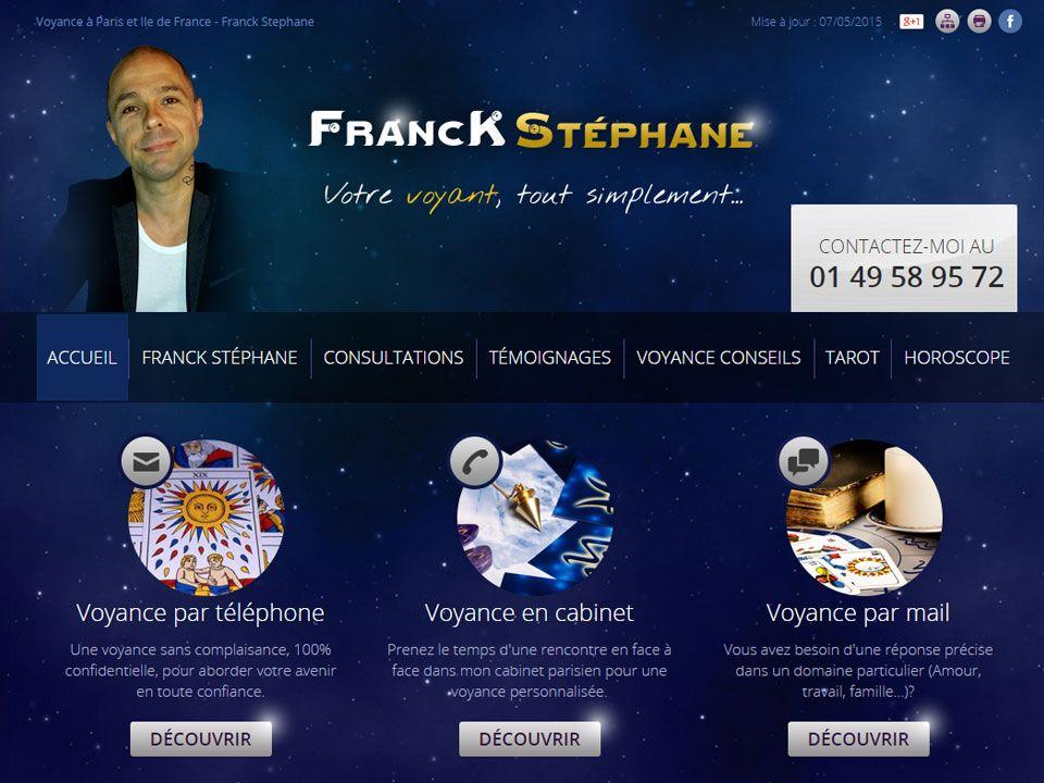 Voyance à Paris et Ile de France - Franck Stephane Franck, Voyance, Ile De f008474a6c03