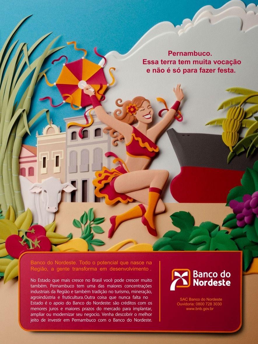 Carlos Meira Ilustrador: Banco do Nordeste