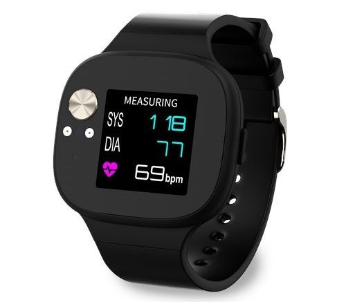 Asus VivoWatch BP is a wearable fitness tracker & blood