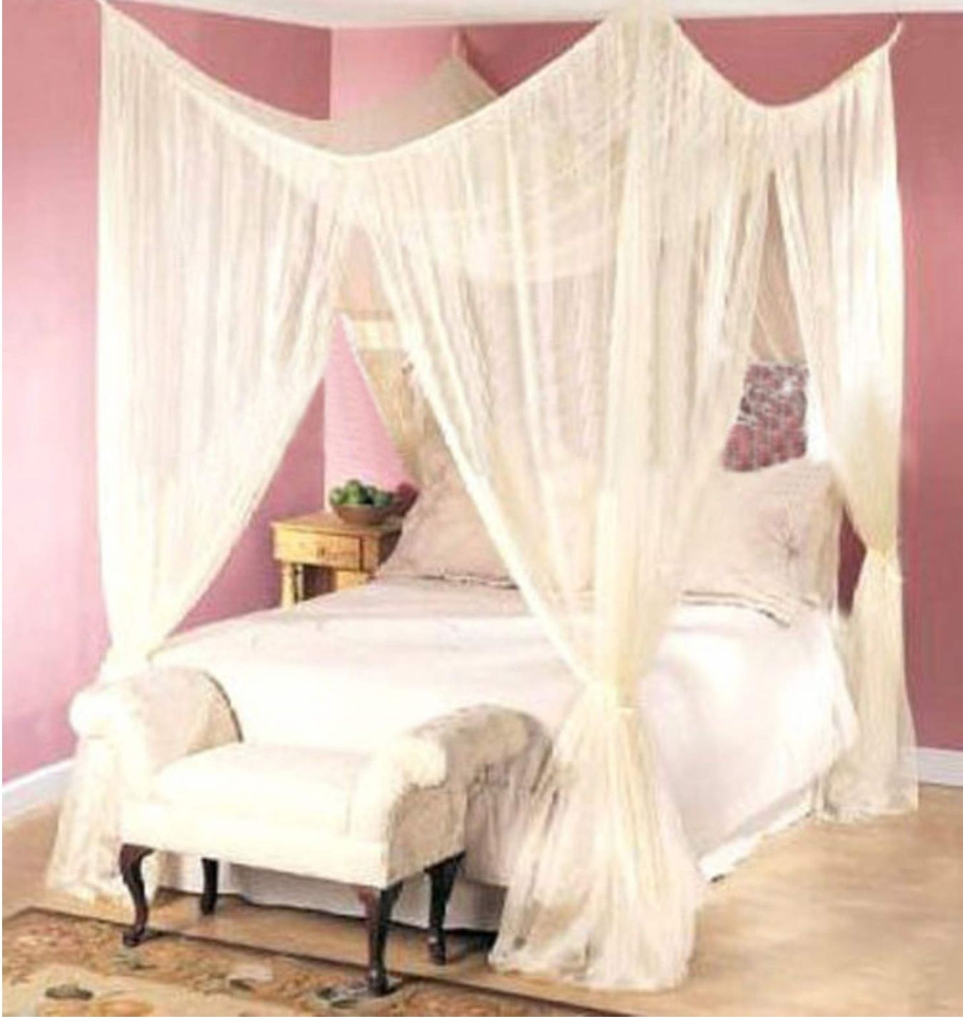 Canopy bed · 4 Post ... & Canopy bed   kendal   Pinterest   Canopy