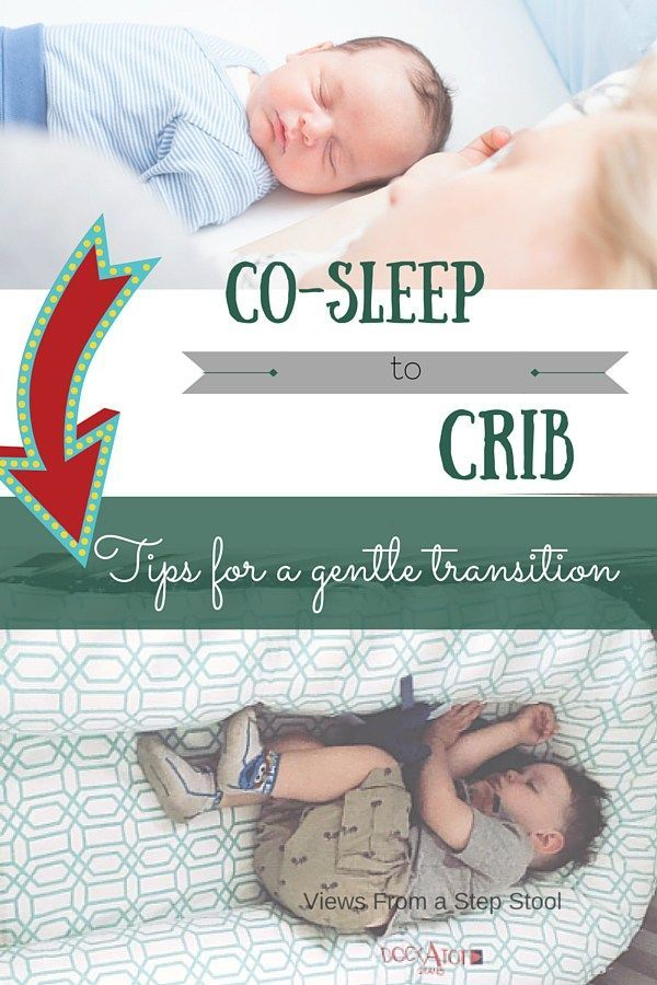 Co Sleeping To Toddler Bed Transition Tips Mbls