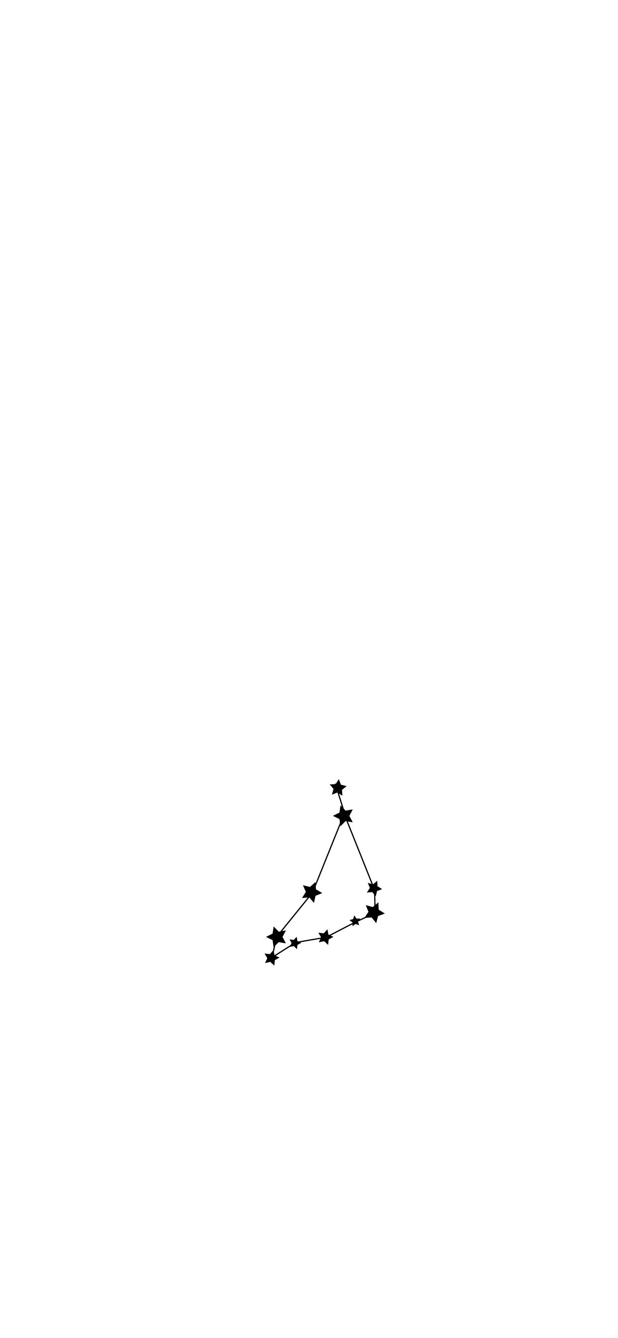 Free Dainty Astrology Sign Iphone Wallpapers Capricorn Aesthetic White Wallpaper For Iphone White Iphone Background
