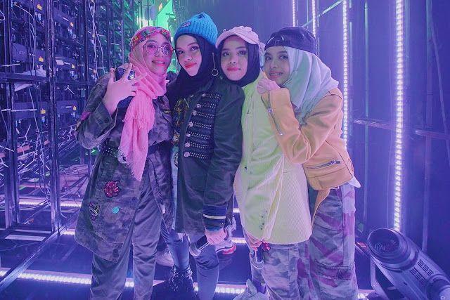 Kumpulan Foto-Foto Sajidah Halilintar Terbaru 2020 - Seleb Squad