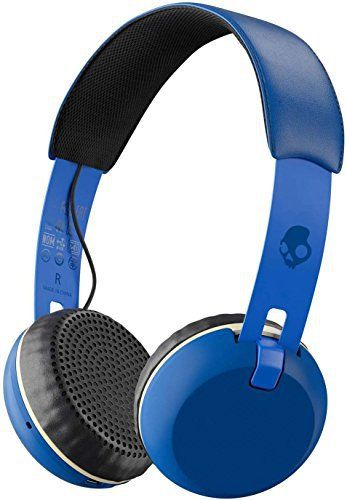 Skullcandy w/tap TECH Cuffie on-ear senza fili Grind