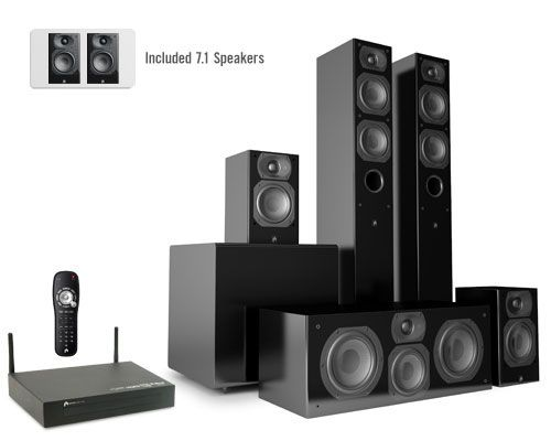 Aperion intimus summit wireless system speakers by family audio also  stuff for the house pinterest rh