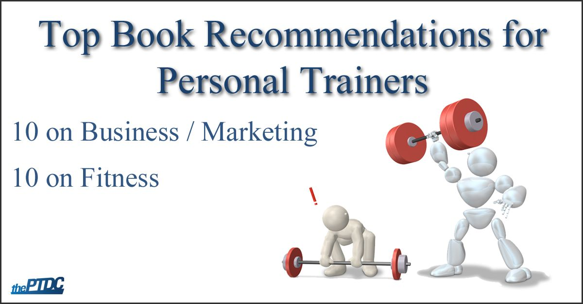 The Best Personal Trainer Books To Read Books Worth Reading
