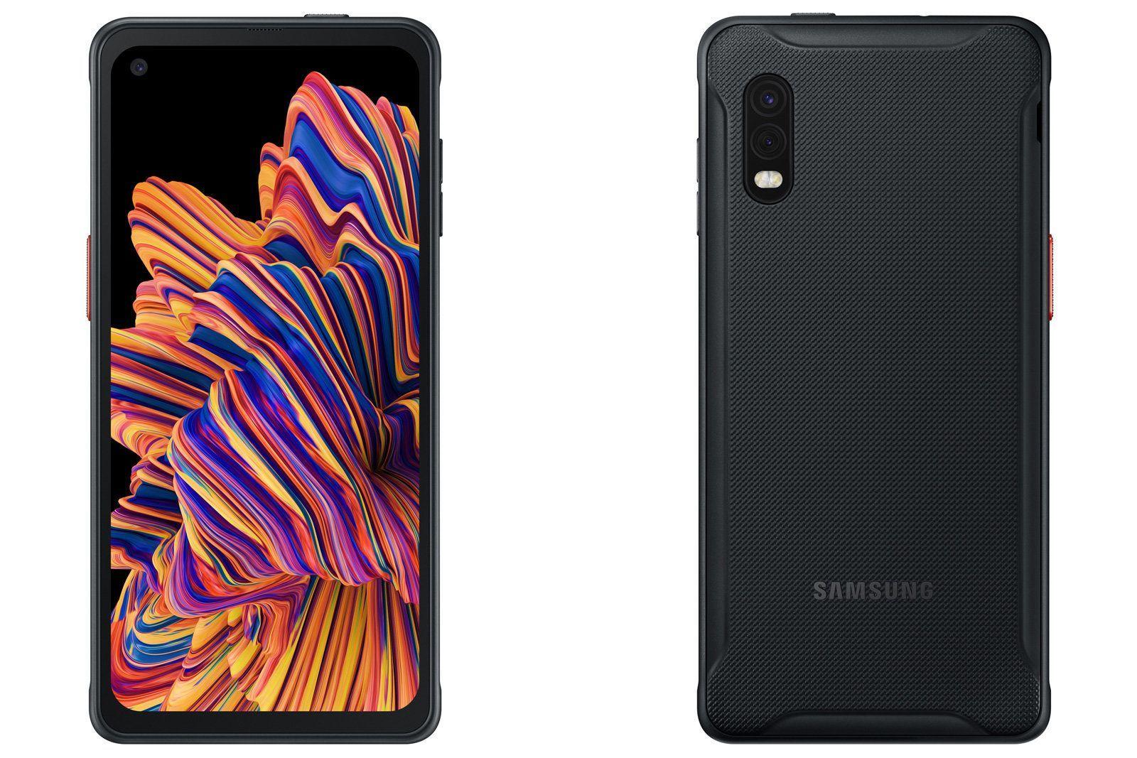 Samsung S Rugged Galaxy Xcover Pro Includes A Swappable Battery In 2020 Samsung Xcover Galaxy Samsung Galaxy