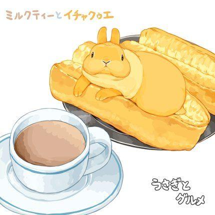 らいらっく At 3日目す 08b On2019 Cute 食品アート食品イラスト