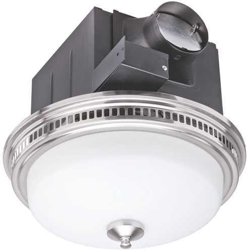 Monument Bpt14 24al Bathroom Exhaust Fan With Light 110 Cfm