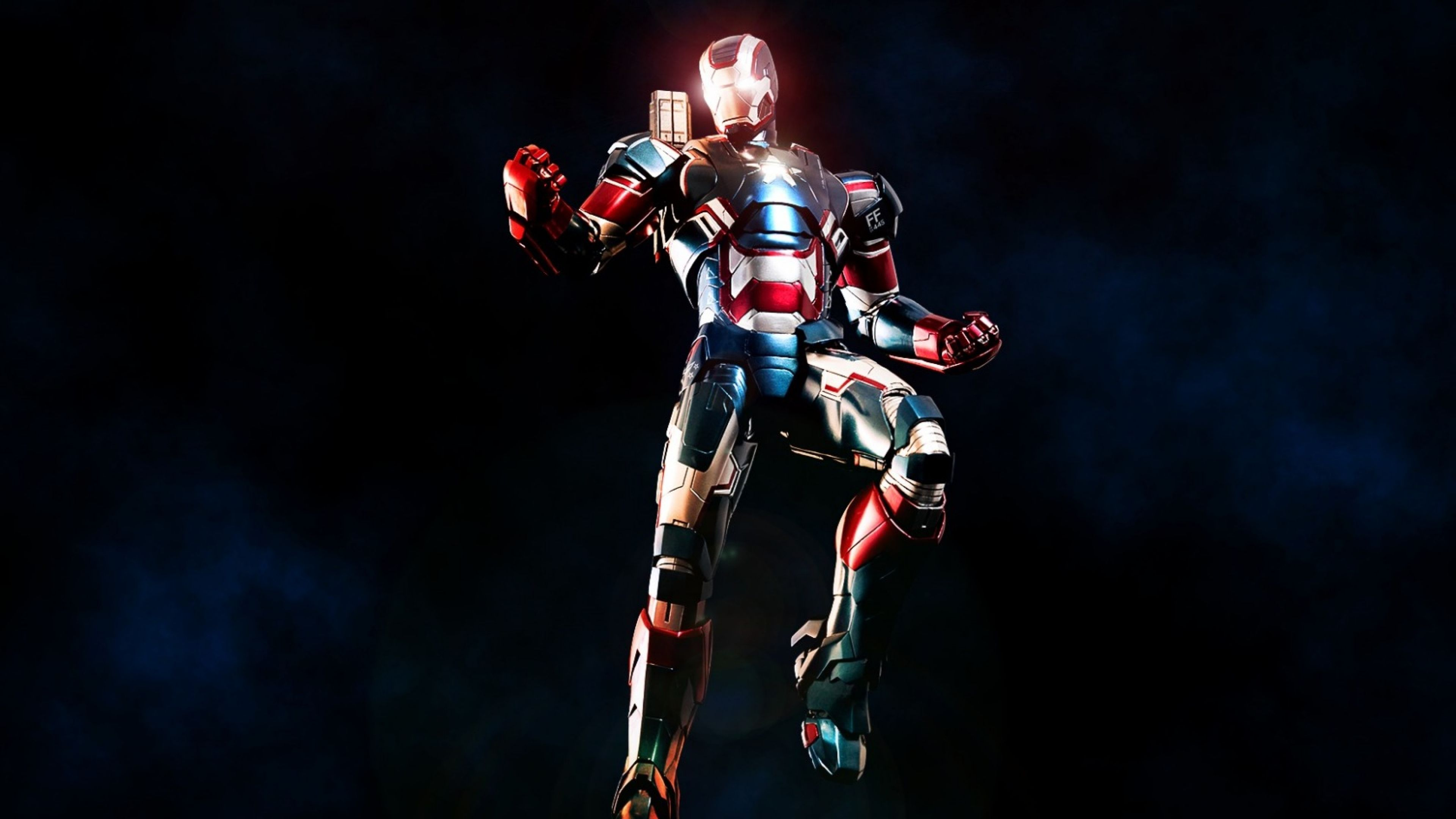 4k ultra hd iron man wallpapers hd desktop backgrounds - Iron man wallpaper anime ...