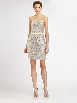 3e0551ed ERIN by Erin Fetherston Sequined Dress on shopstyle.com | kaity ...