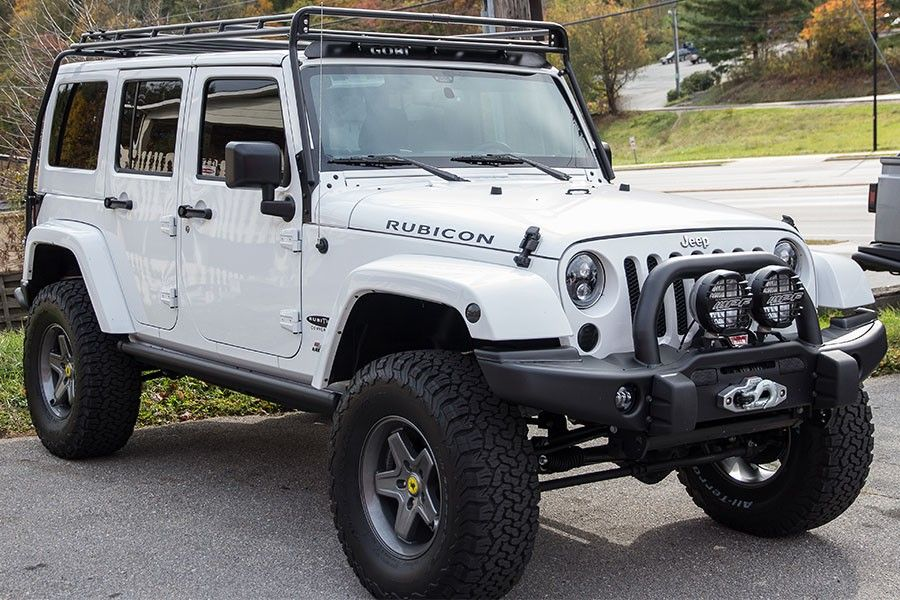 Gobi Stealth and Ranger Roof Rack | Roof rack, Jeep ...