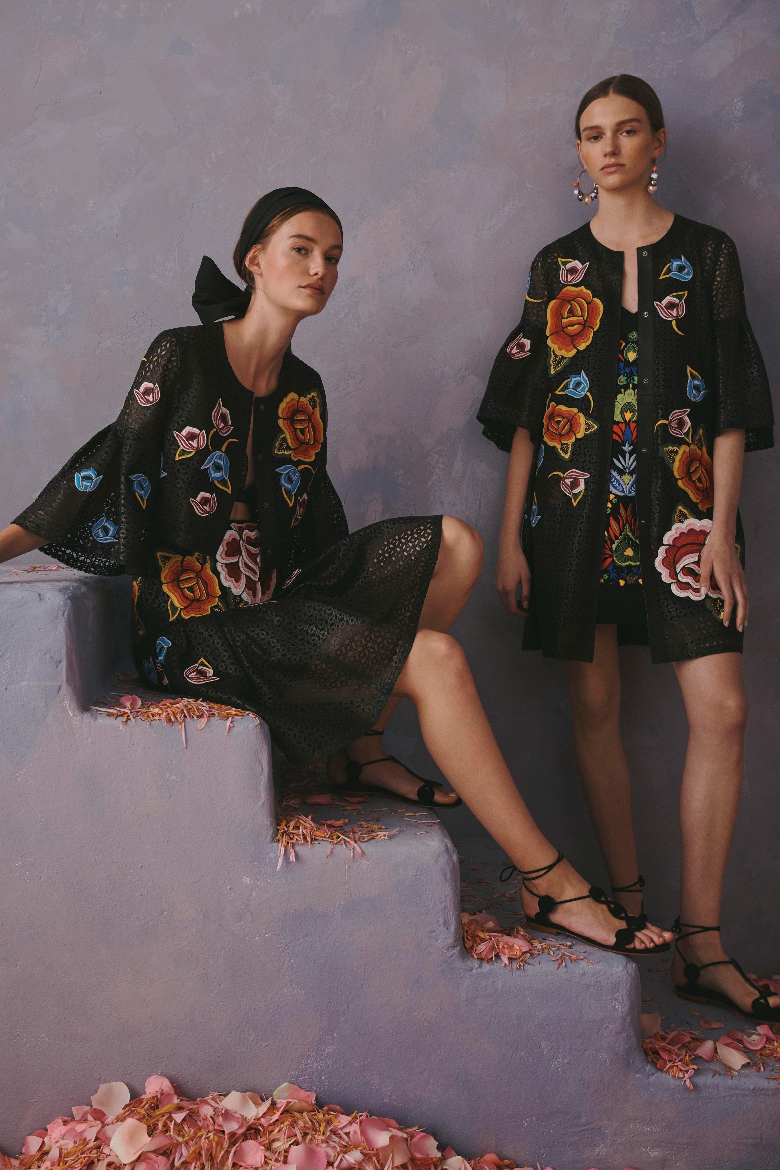 Carolina Herrera Resort 2020 Fashion Show | Looks, Idéias de