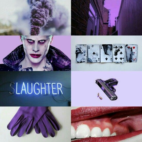 Jared Leto as The Joker #Batman