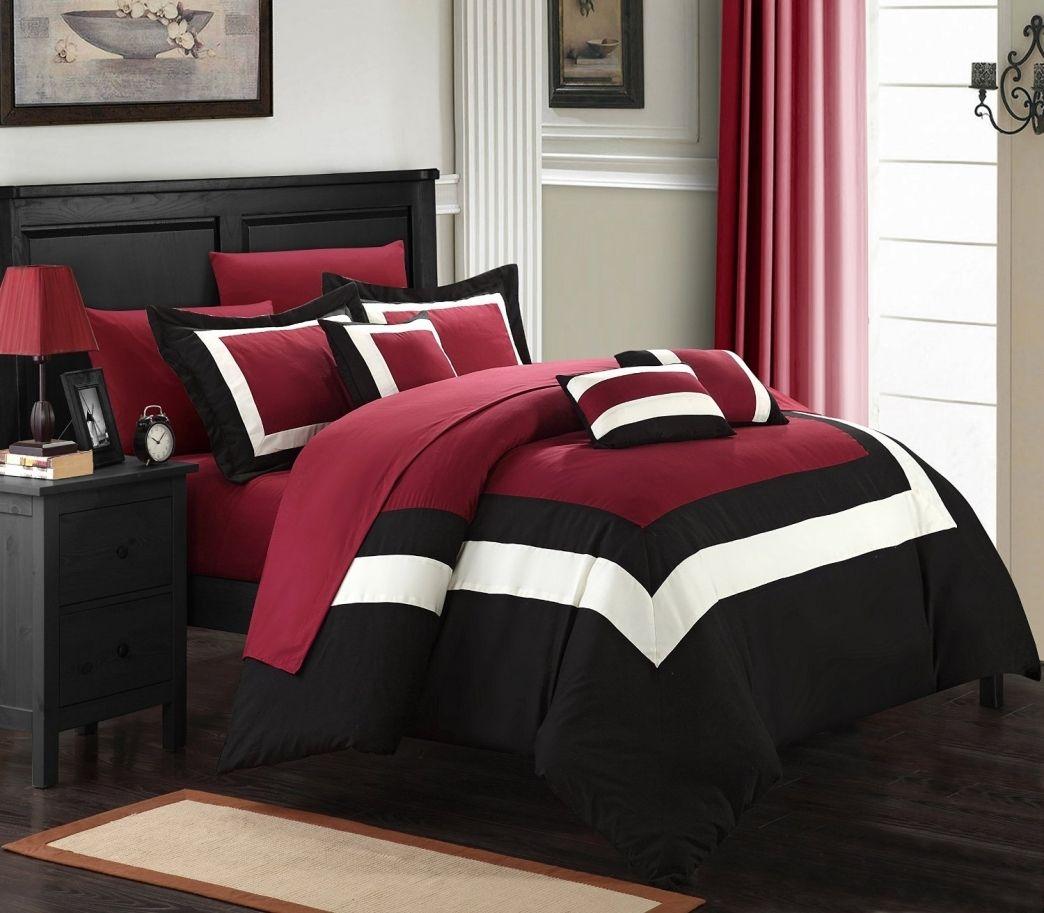 Black master bedroom sets bedroom makeover before and after check