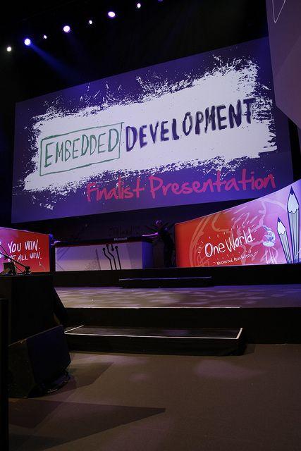 Finalist presentation � Embeded...