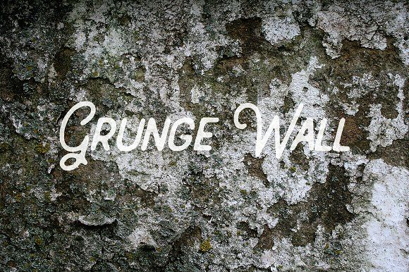 Grunge  Moss Cement Wall Textures Graphics Our 8 grunge and moss - paredes de cemento