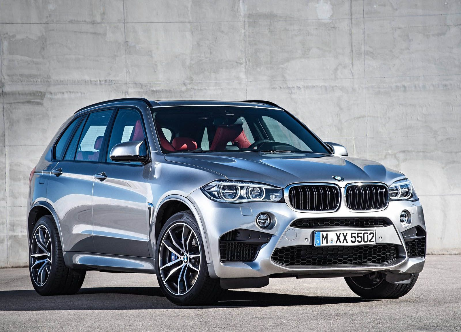 Bmw S M Suvs Could Get Competition Package Variants Avec Images