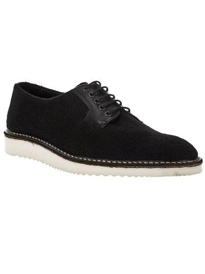 SWEAR suede shoe