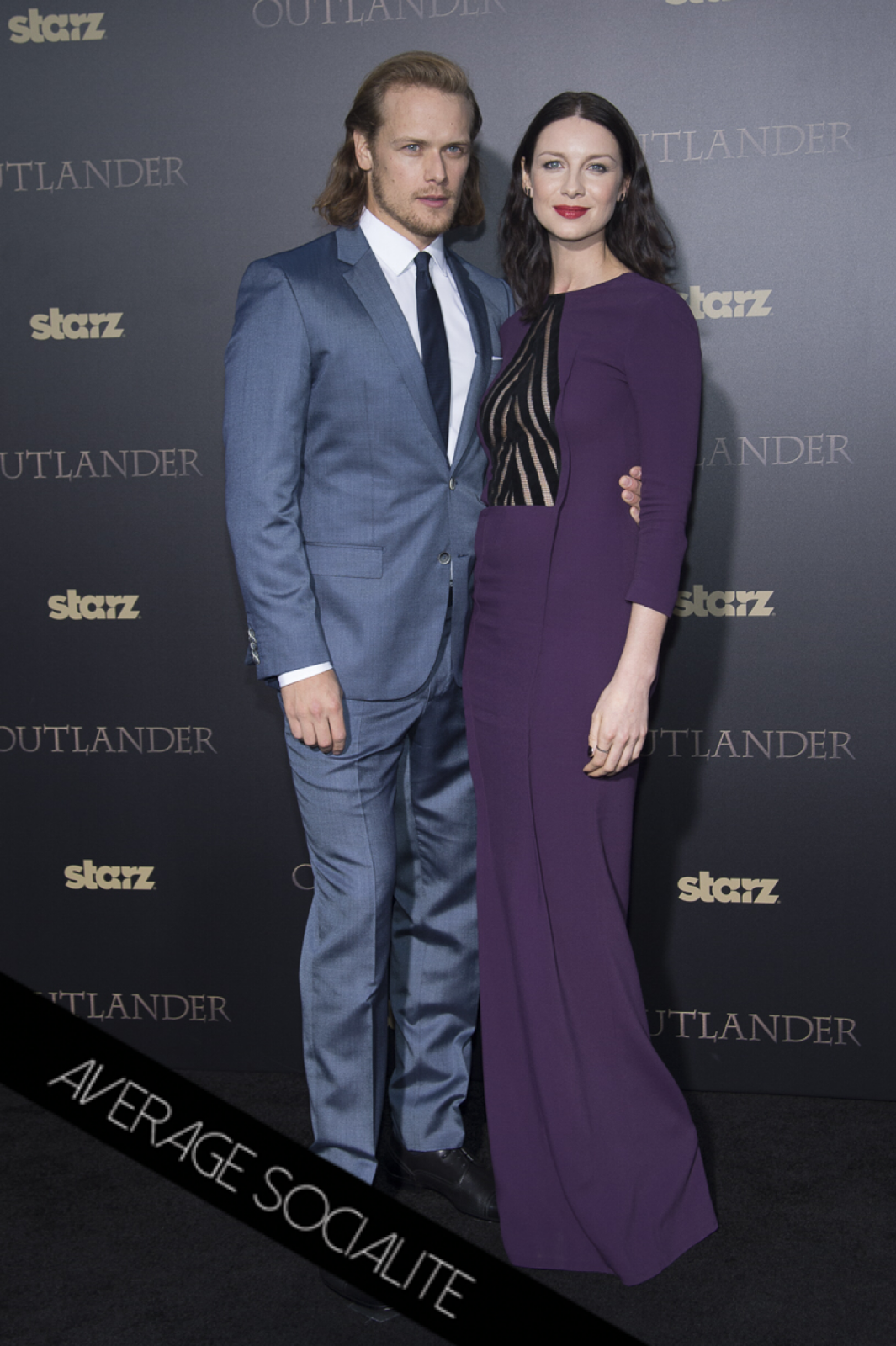 Are Outlander Stars Hookup In Tangible Life