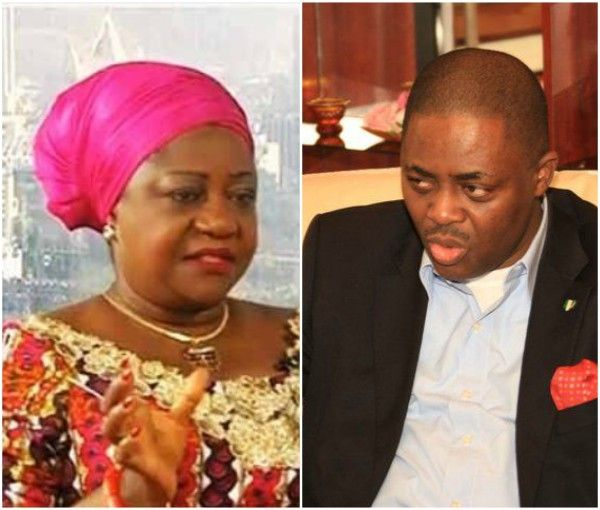 Amehjunkies In Pdp Will End Up In Psychiatrist Hospital Buhari S Aide Lauretta Onochie Hits Fani Kayode Femi Nigeria Bring It On