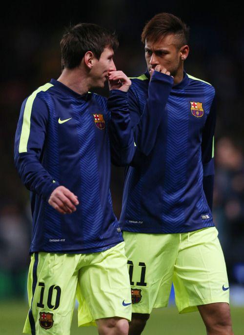 FanZentrale Neymar - UEFA Champions League - Manchester City 1:2...