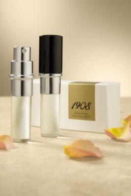 a2d74d7b1b 1908: Romantic, sophisticated... inspired by a true love story. Eau De  Parfum Purse Spray Refill Set from Soft Surroundings