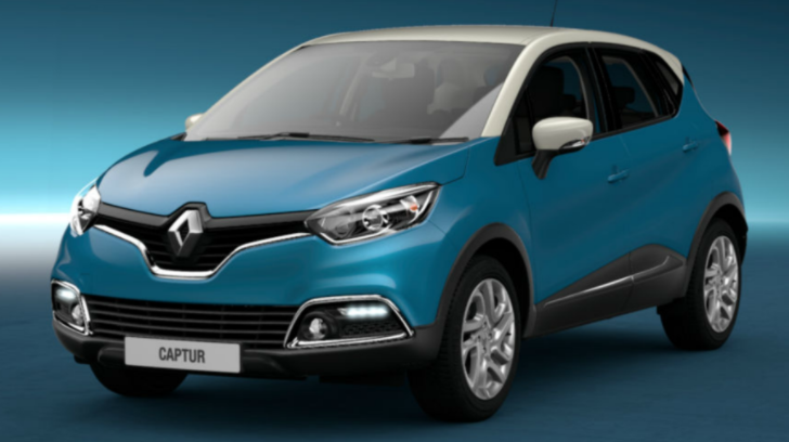 2018 Renault Captur Colors Release Date Redesign Price
