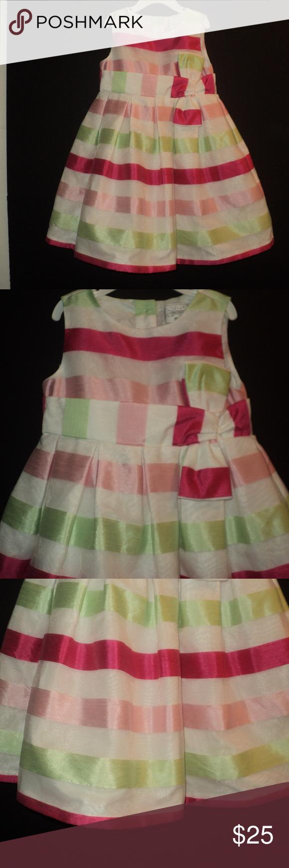 Dressed Up By Gymboree Girls 4t Party Dress Clothes Design Dress Up Gymboree Dresses [ 1740 x 580 Pixel ]