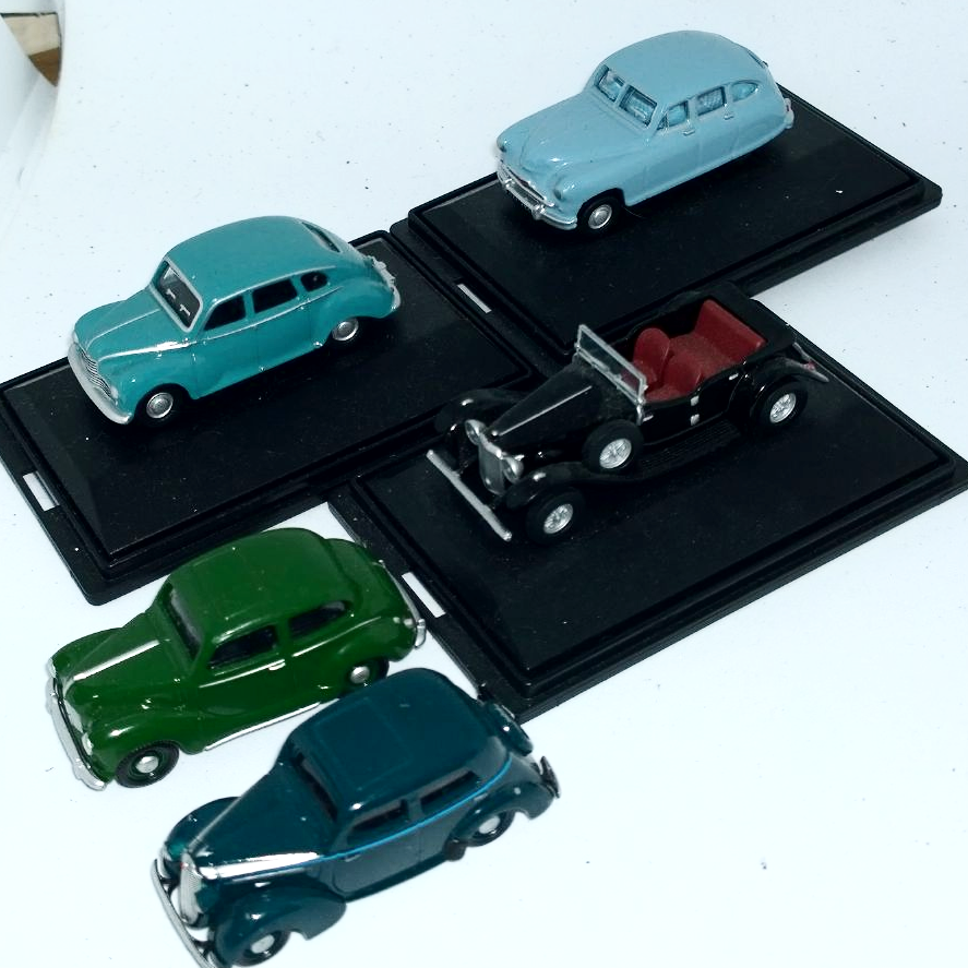 MATCHBOX CARS various years UnboxeD ELECTRIC TRUCK