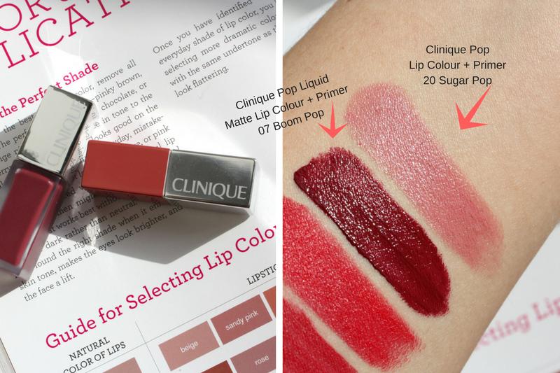 Clinique Pop Lip Colour + Primer 20 Sugar Pop Clinique Pop Liquid Matte Lip  Colour + Primer 07 Boom Pop | Clinique pop, Lip colour, Lipstick