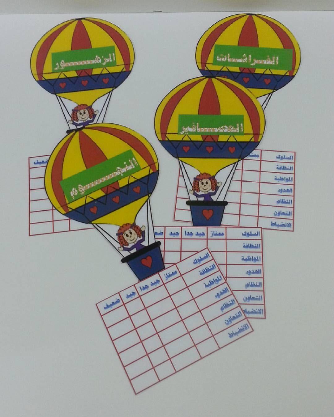 وسائل تعليمية وتوزيعات وثيمات On Instagram تقييم السلوك School Photo Booth Ideas Kids Education Alphabet Activities