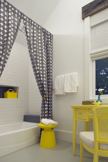 Light Yellow And Grey Bathroom Custom Inspiration Ideas