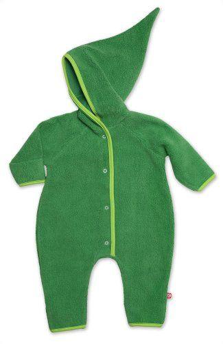 7b49390bffbf Zutano Unisex-Baby Newborn Cozie Elf Onesie