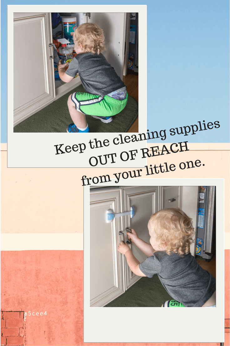 15 Simple Yet Effective Tips To Baby Proof Your Kitchen Baby Proofing Kitchen Baby Proofing Toddler Proofing